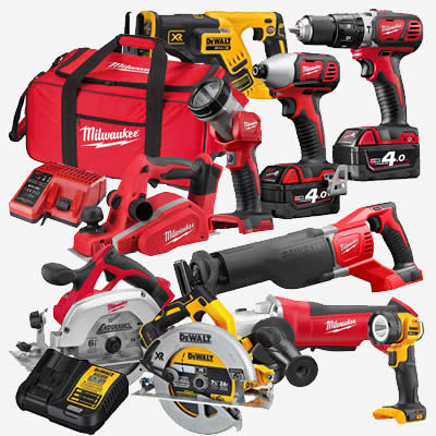 Cordless Power Tools - CMF Tool, Inc.