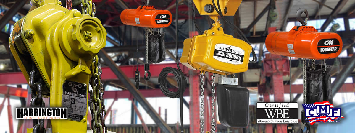 Hoist Repair and Recertification - CMF
