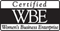 CMF - WBE certified Women's Business Enterprise